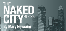 Naked City Blog logo