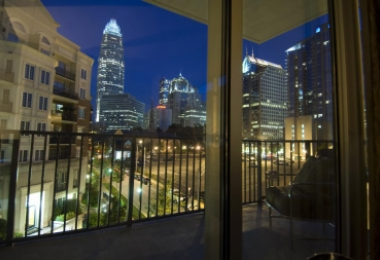 """Millennials in the Charlotte region were more likely than other age groups to consider themselves """"city people."""" Photo: Nancy Pierce"""