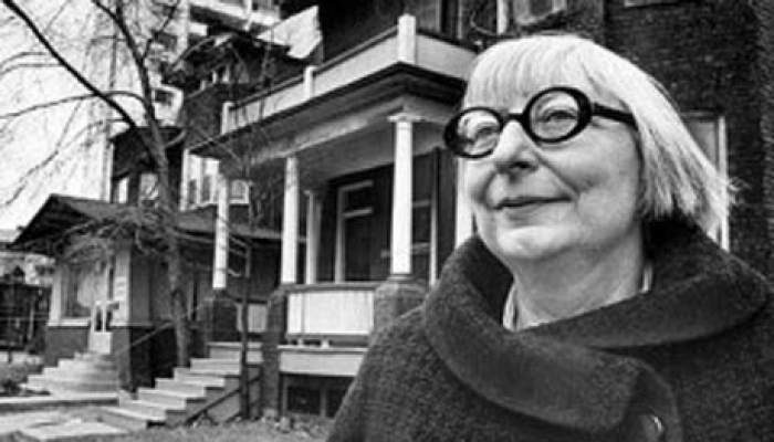 Jane Jacobs, urban thinker and author, believed people should be familiar with where they live.