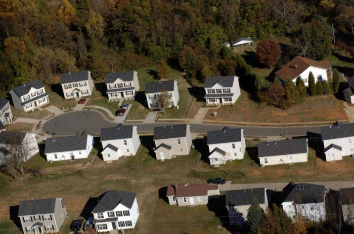 Parts of Charlotte zoning ordinance date to the 1950s, when suburban subdivisions were a cutting-edge idea. Photo: Nancy Pierce