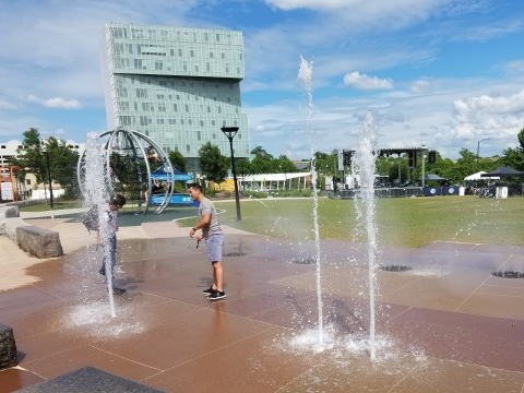 Park spending has lagged in Charlotte