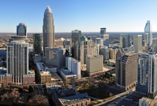 Growth and development continue in Charlotte