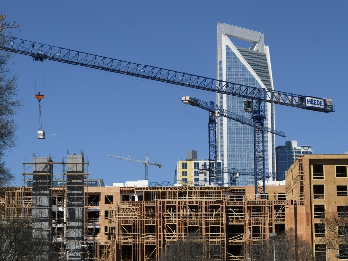 Charlotte looks ahead two decades to plan growth
