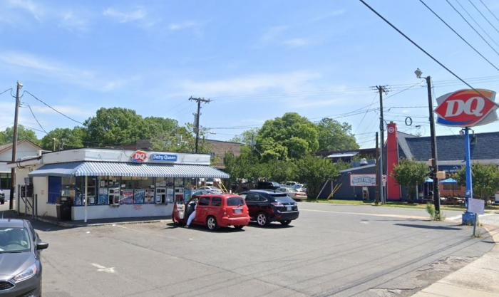 The Dairy Queen on Central Avenue that's closing after 70 years. Photo: Google Street View