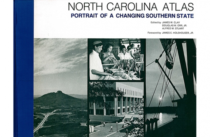 The North Carolina Atlas, by Al Stuart, Jim Clay and Doug Orr